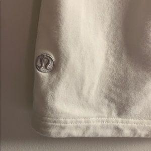 Lululemon Capri Pants White 6